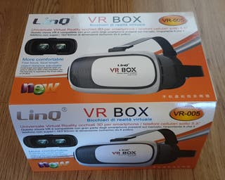 Gafas realidad Virtual VR Box