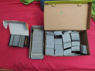 colección de cartas magic