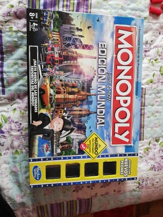 MONOPOLY MUNDIAL