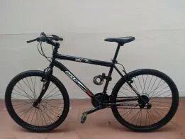 Bicicleta de Montaña MTB 27,5H Indur18VSteel.Negro