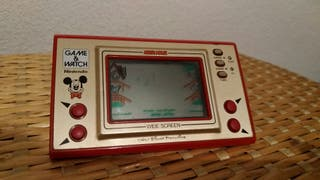 Game & watch mickey mouse