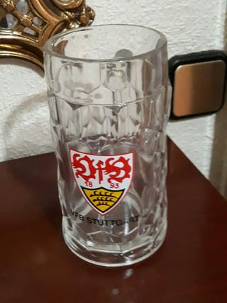 Jarra Cerveza fútbol Stuttgart