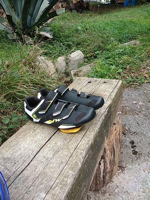 Zapatillas Northwave+ pedales speedplay