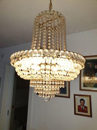 Vendo LAMPARA clásica
