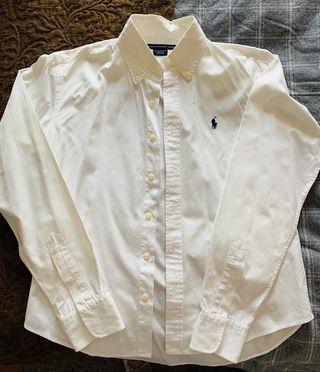 Camisa blanca Ralp Lauren Sport