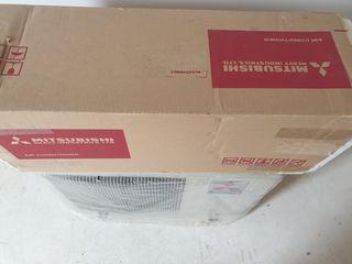 aire acondicionado Mitsubishi inverter frio-calor