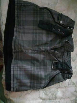 falda para niña
