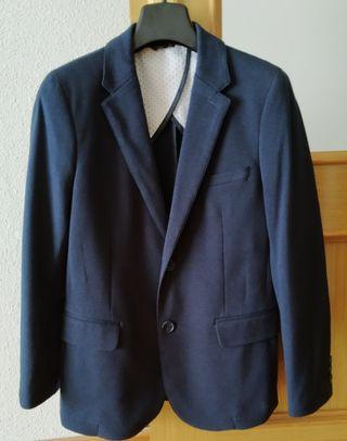 chaqueta vestir niño