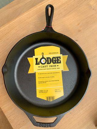 Lodge Cast Iron / Sarten Hierro Fundido