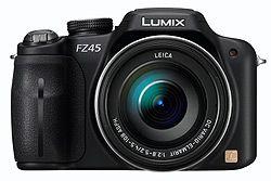 cámara de fotos Lumix panasonic