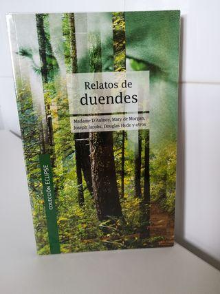 libros de relatos