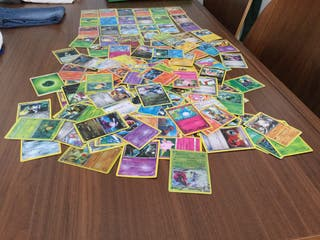 144 cartas pokemon