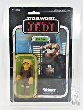 Star Wars Kenner Vintage Ree-Yees blister 19007001