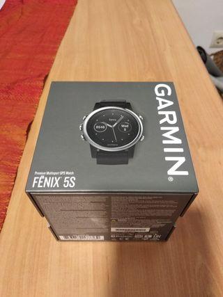 reloj entrenamiento garmin fenix 5s