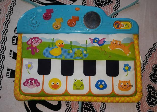 PIANO BEBE CUNA
