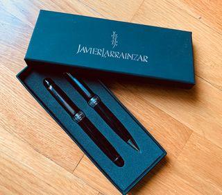 Set bolígrafos de diseño
