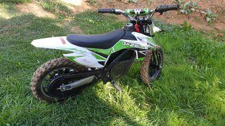 moto cross gazelle electrica