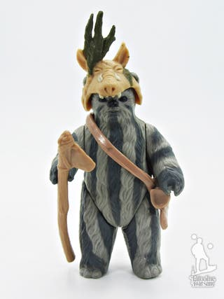 Star Wars Kenner Vintage Teebo Completo 19007008