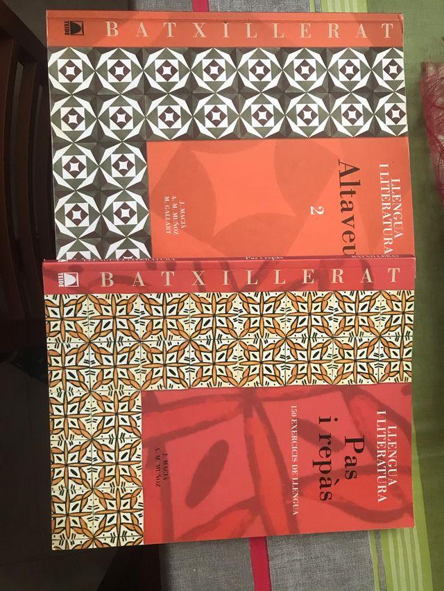 Libro de lengua y literatura de bachillerato