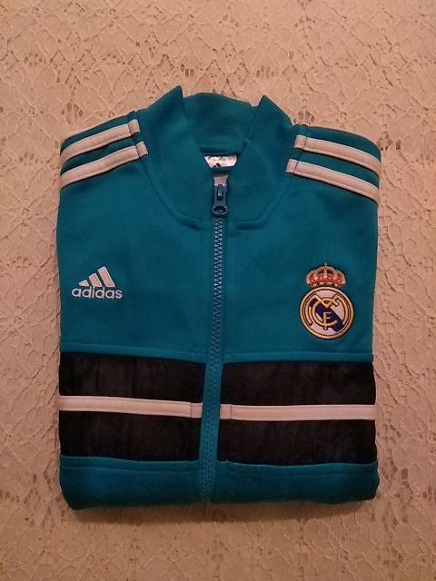 Sudadera Adidas 9-10 años Real Madrid