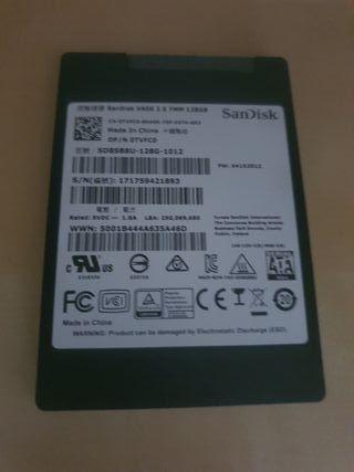 Disco duro SSD Solido 128GB