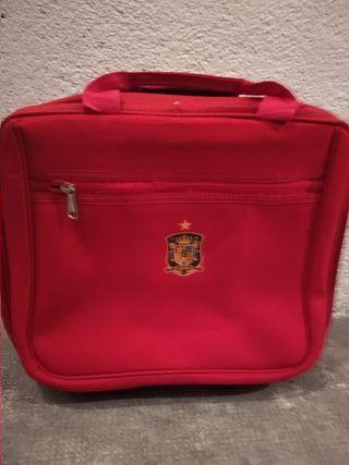 Maletín deportivo original Selección Española.