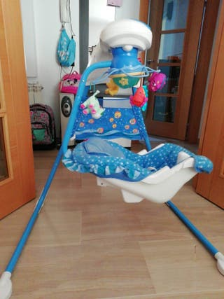 columpio fisher price acuario