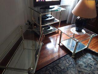 3 mesas de salon
