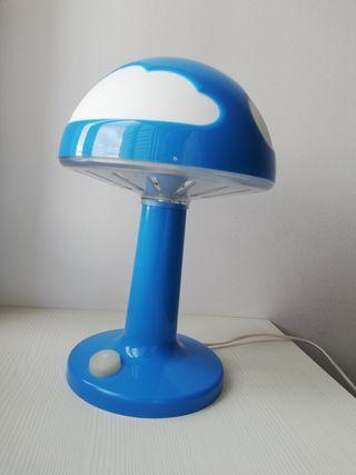 Lámpara infantil de sobremesa.