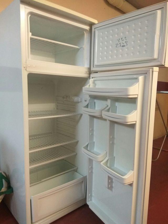 Nevera y congelador