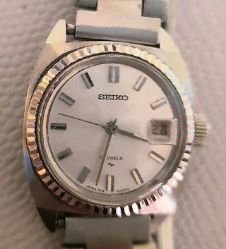 Reloj Seiko de mujer