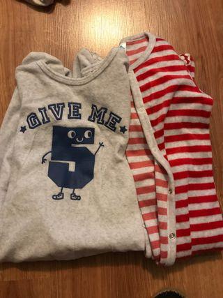 Pijamas calentitos