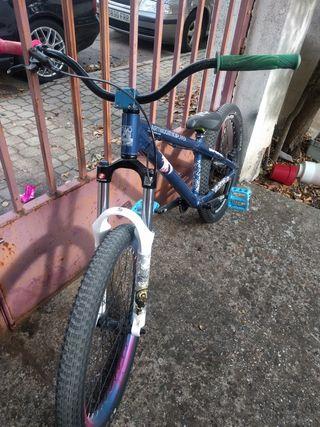 """bici dual 24"""""""