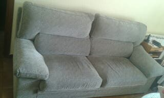 Sofa 3 plazas 2m×1m