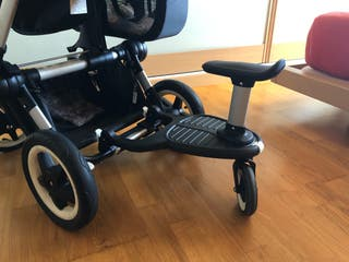 Patin para Bugaboo. Patinete comfort con asiento