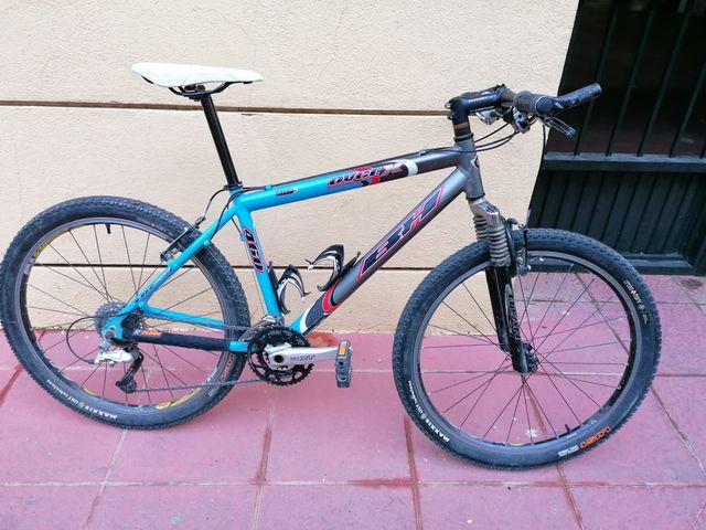bicicleta montaña 26
