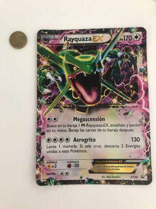 Cartas Pokémon edición coleccionista