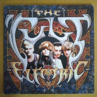 """The Cult """"Electric"""" Lp"""