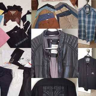 Lote ropa hombre