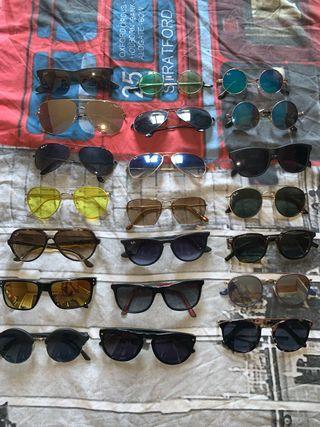 Gafas de sol todas originales dior, ray ban, gucci