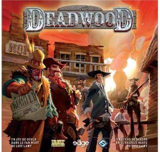 juego de mesa Deadwood