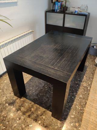 Mesa comedor madera maciza