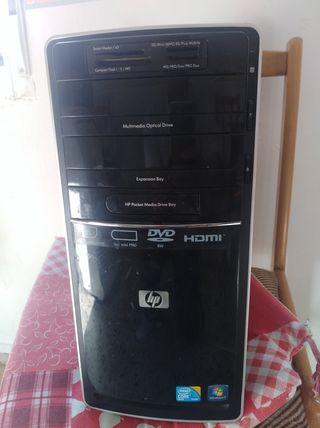 HP con 1000gb disco