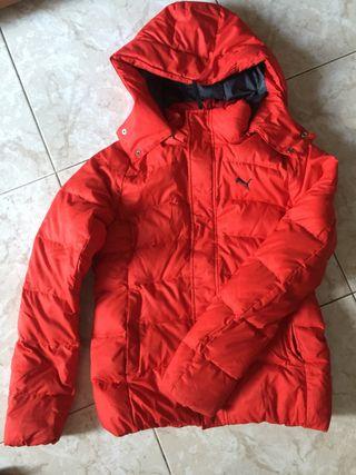 abrigo puma niño
