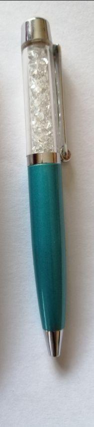bolígrafo con cristales de Swarovski