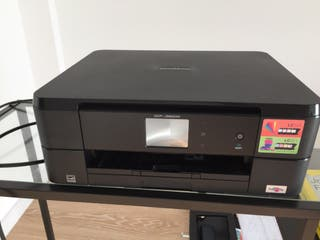 Impresora escáner brother