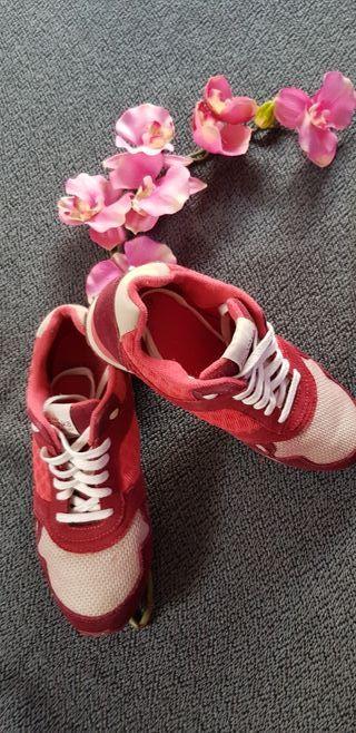 zapatillas de chica