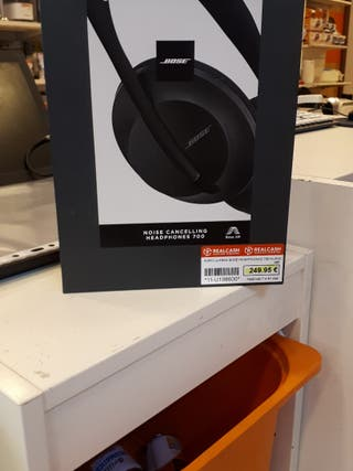 Auriculares bose 700 noise cancelling