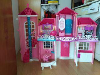 Mansión Malibú Barbie