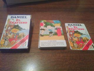 Juego de cartas Daniel el Travieso